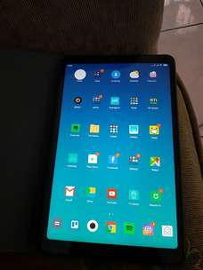 jual mi pad 4 plus 4/128gb like new 99% wifi + cellular