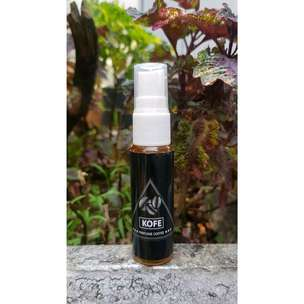 Parfum spray wangi kopi 30ml.