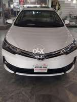 Toyota Corolla Available for rent