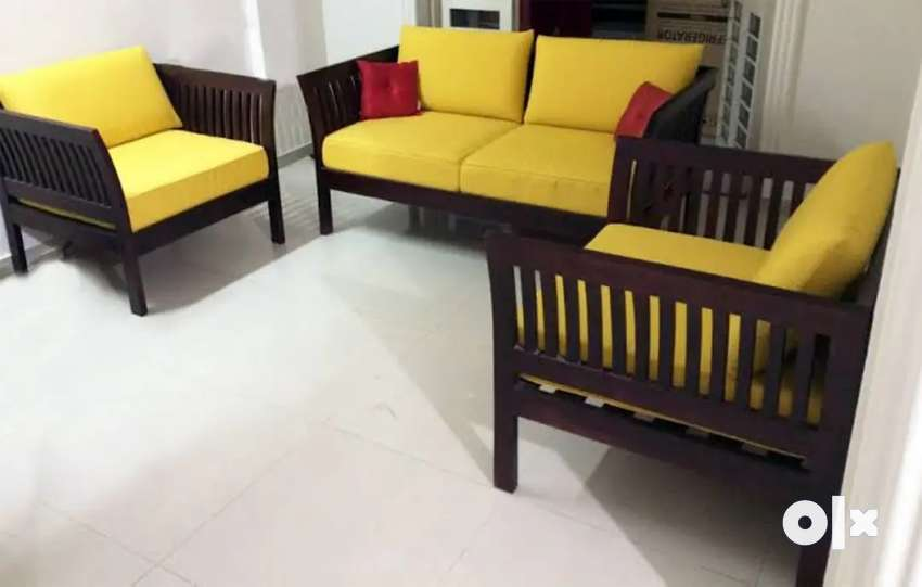5 Seater Seater Wooden Sofa Sofa Dining 1574728389