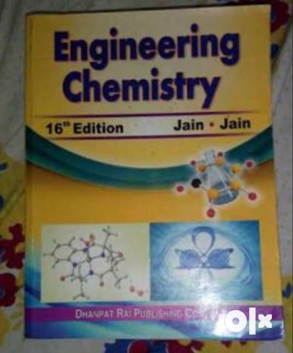 Btech engineering chemistry textbook good visakhapatnam books mark as favorite show only image btech engineering chemistry textbook good condition fandeluxe Images