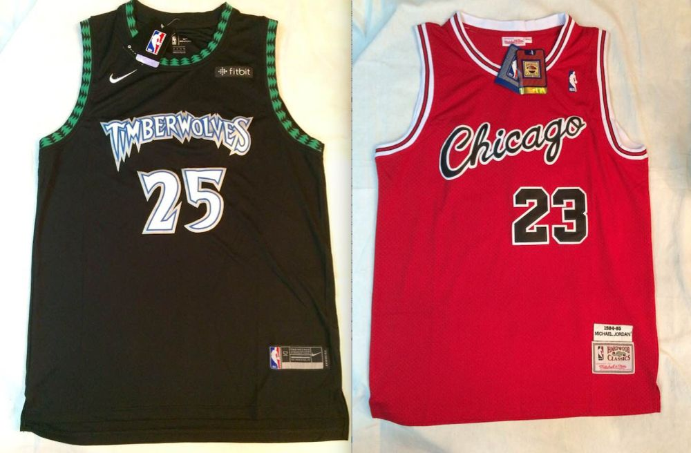 buy online 8a279 25581 NBA Authentic Jersey's in Caloocan, Metro Manila (NCR) | OLX.ph