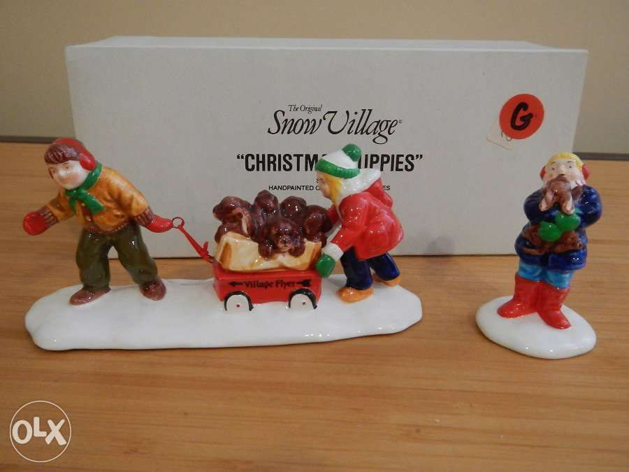 Christmas Village Accessories.Dept 56 Christmas Village Houses And Accessories In Quezon