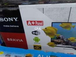 Low rs24500 box pack samsung 42inch 4k 2year warrnty