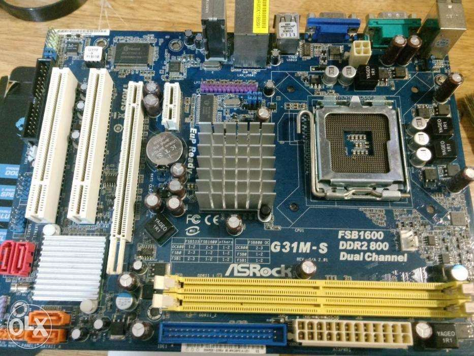 DRIVERS FOR ASROCK G31M-S MOTHERBOARD