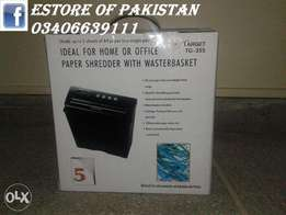 Target Tg-35s Paper Shredder For Home And Office Price In Pakistan