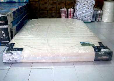 Matras Mr Coil Andes Synthetic Latex 16 cm 160x200cm (Breathable)