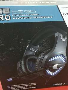 professional  gaming  headset okinuma K1B pro