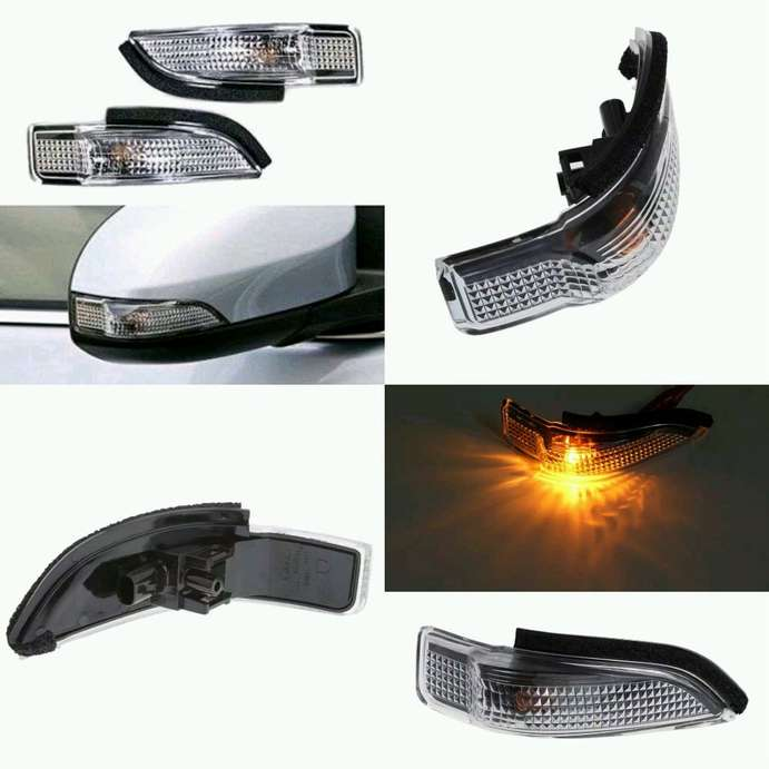 Lampu Sein Spion Calya, Sigra, All New Yaris, Vios, Altis, Camry