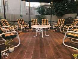 Noor lawn chairs