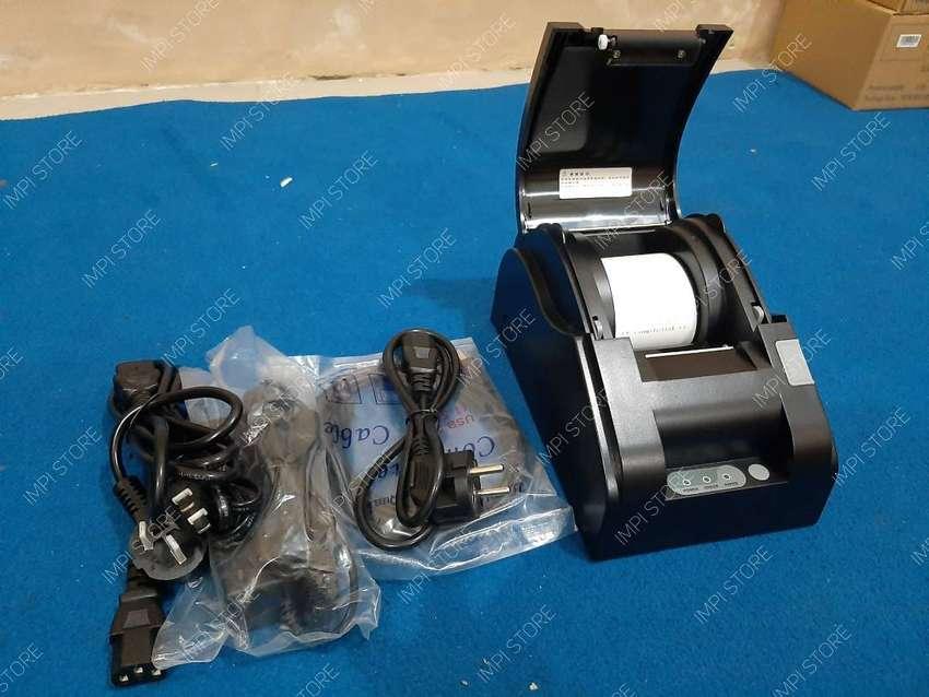 Printer Kasir Thermal Murah Usb 58 Mm 80 Mm Auto Cutter Garansi Peralatan Kantor 478416221