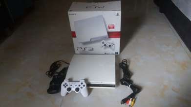 Ps 3 Slim 160 Gb Seri 25xxx