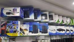 Play Station & Xbox Available on Whole Sale Rates