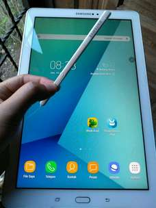 "Tablet Samsung A6 type P585 10,1"" with S pen - Second Original - Puas"