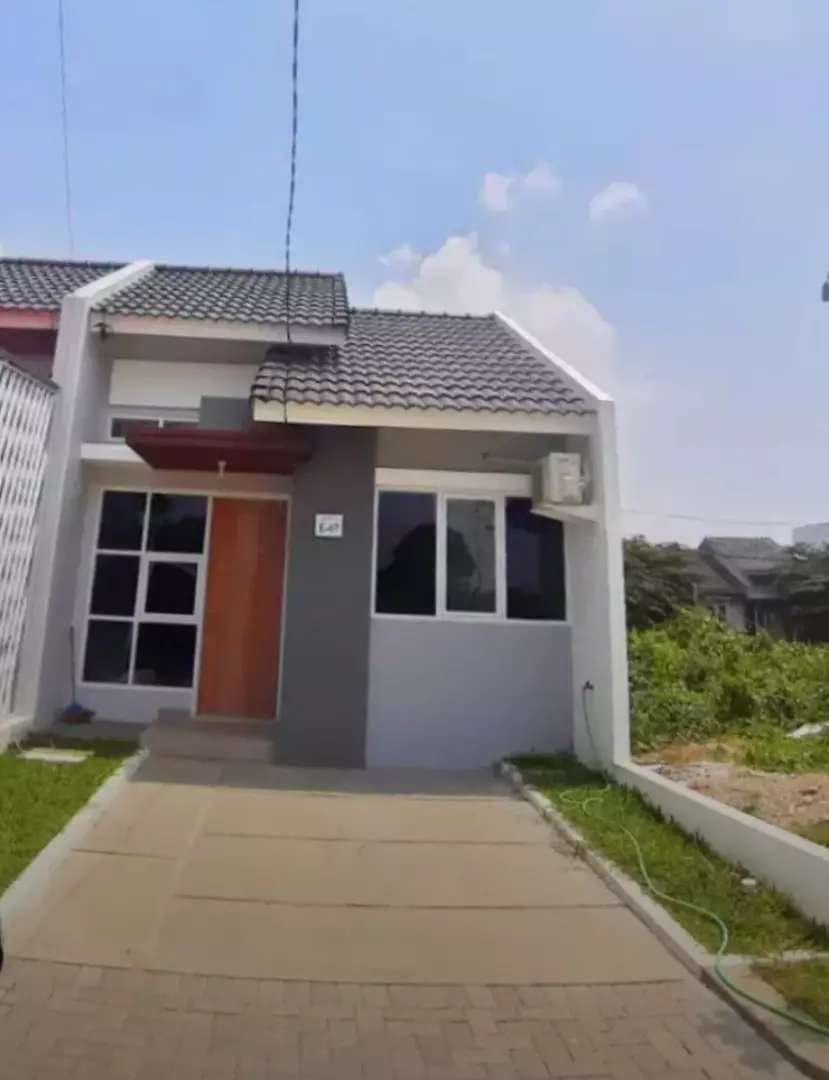 New Garden Ville Rumah Jual Murah At Jababeka Cikarang Dijual Rumah Apartemen 807598931