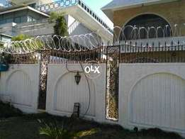 ONE and only Best installer of Razor Security Wire and Chainlink Fence
