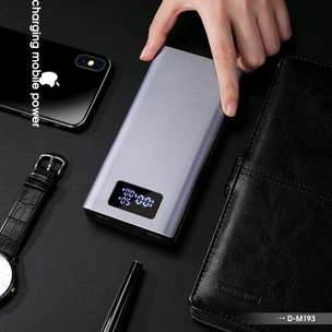 Power Bank Quick Charge Qualcomm 3.0 + Power Delivery - JOYROOM D-M193