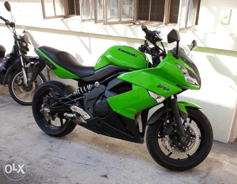 2011 Kawasaki Ninja 650r Er 6f For Sale Philippines Find