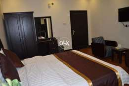 Height 2 Extension One Bed furnished falt for rent in Bahria town rwp