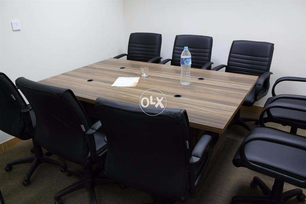 E Series Mini Conference Table Office Furniture Lahore Lahore - Mini conference table