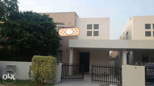 8 Marla lower portion fully furnished umer block bahria town