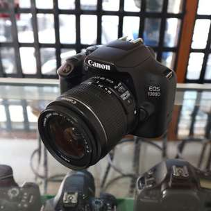Camera Canon 1300D Wi Fi mulus minim gan lensa 18-55mm IS II