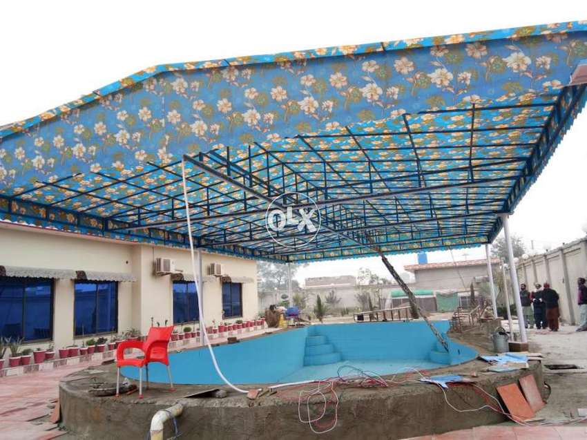 Swimming pool sheds - Garden & Outdoor - 855375708