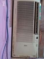 national vertical ac with coverter