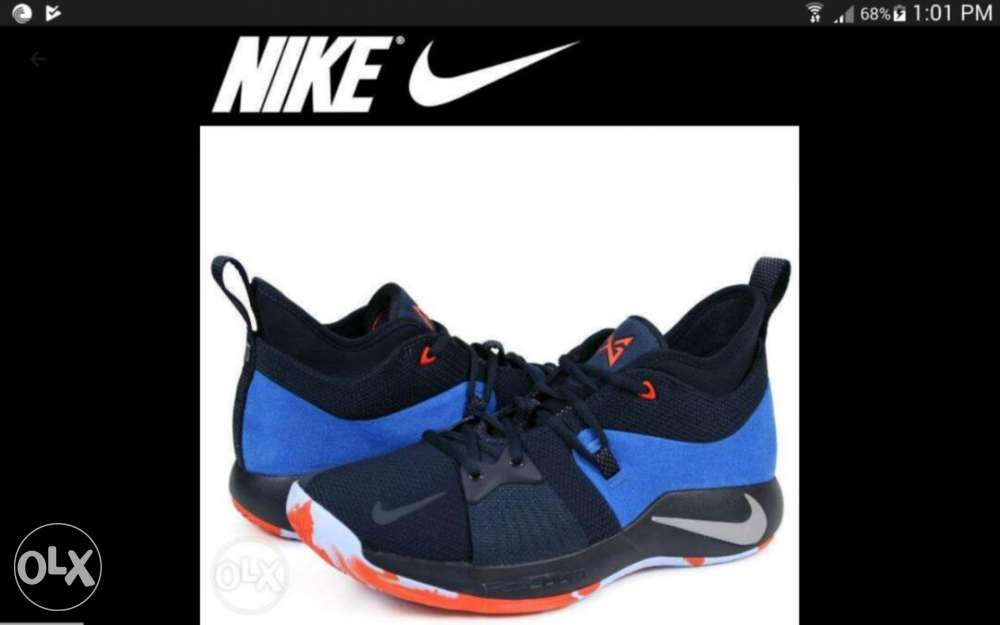 1d7fc7e235a57d Nike PG2 OKC 2018 Edition in Pasay
