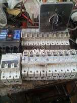 circuit breakers and change over