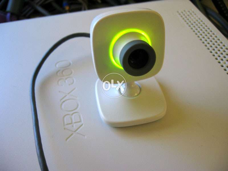 Xbox 360 live vision webcam support PC also 0