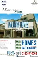 MALMARY Homes/Houses Available on Instalments DHA Phase 5 Lahore