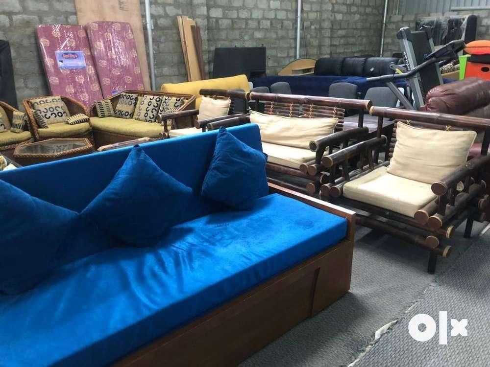 used sofa used furniture for sale in bengaluru olx rh olx in