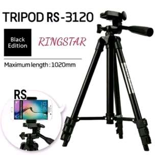 tripod RS-3120 / black edition / 1 meter / ringstars
