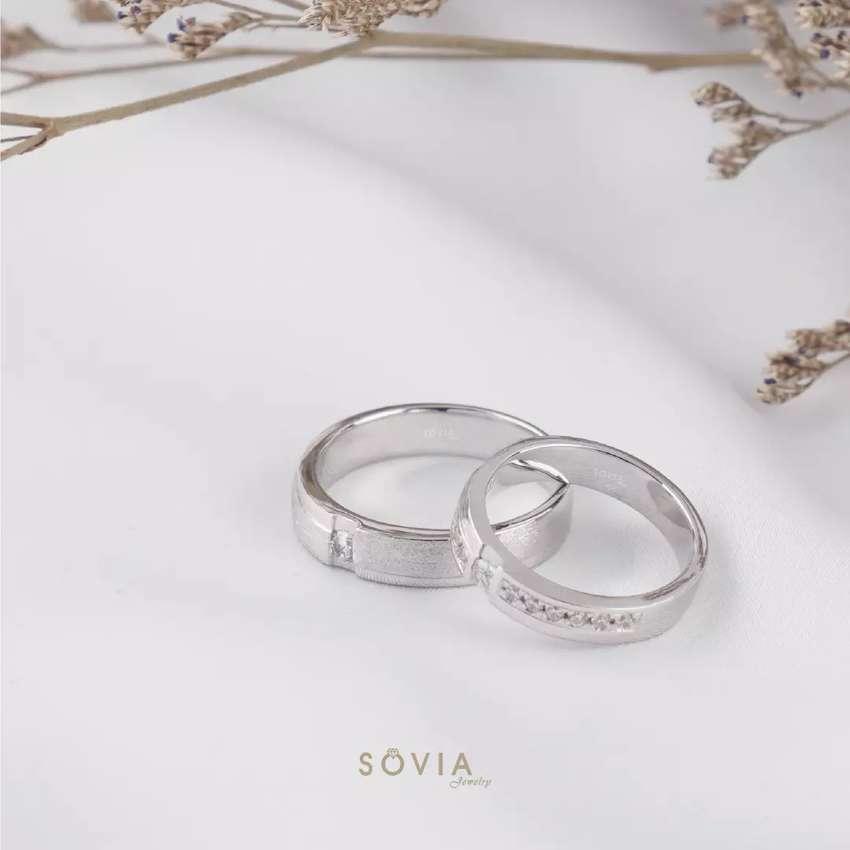 Menjual Cincin Couple Menikah Free Ukir Nama Dan Kotak Perhiasan 781600539