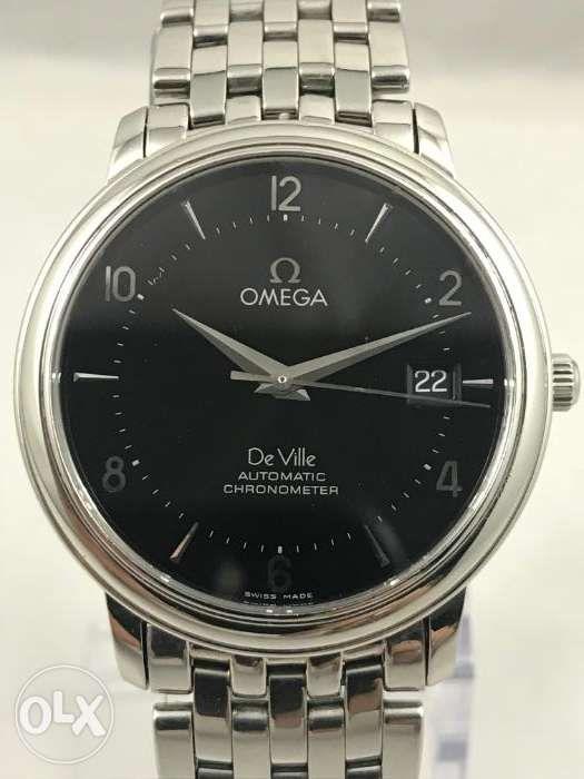 e988cba3d9f Omega DeVille Prestige CoAxial Chronometer Rolex Tudor IWC Patek in ...
