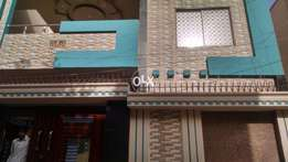 New portion excellent condition on main road north karachi Sector 8