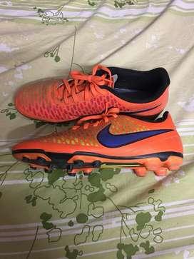 new style 2846e 69eaa Nike football shoes UK7