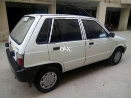 Mehran in genuine paint chilled ac low mileage