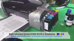 Epson Stylus Photo R220 Ink Jet sublimation Printer