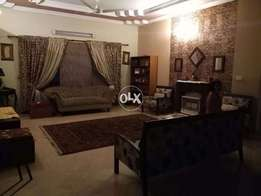 E-11/ 2 bed rooms apartment fully furnished for rent.