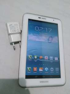 "samsung galaxy tab 2 yang 7"" normal lancar"