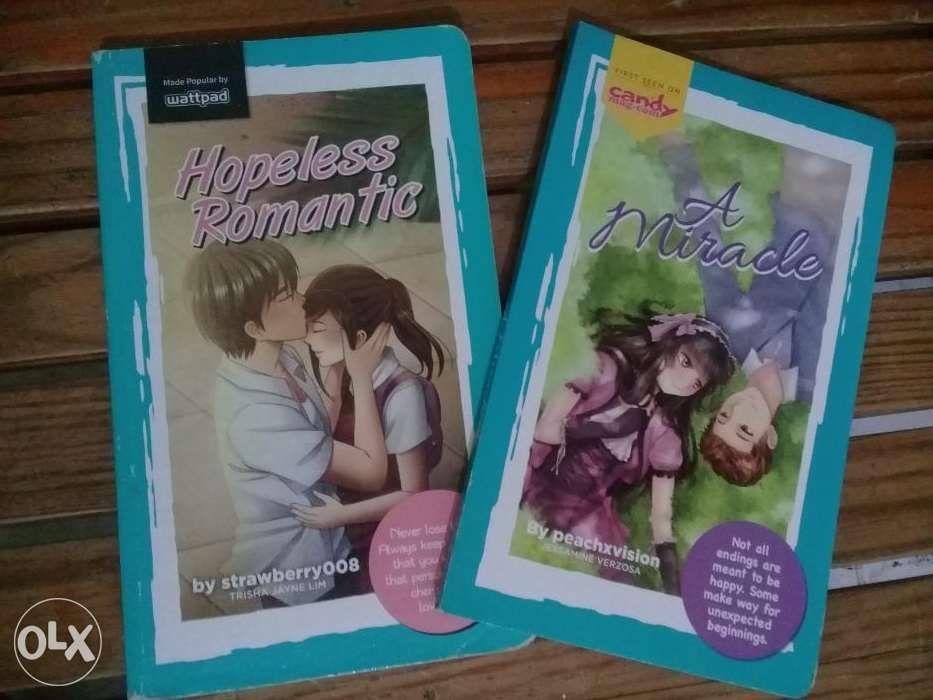 PopFiction Wattpad Books Hopeless Romantic And A Miracle In Malolos
