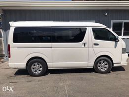 Toyota Hiace Super Grandia View All Ads Available In The