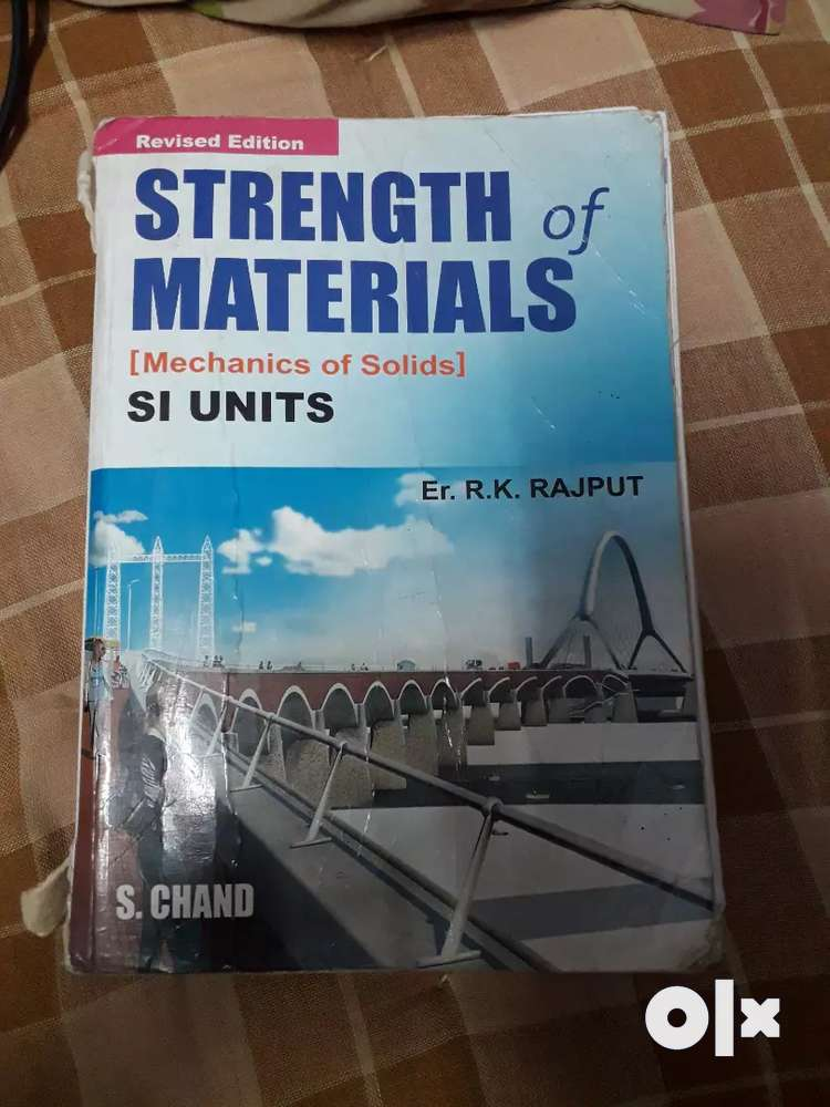 Materials strength by of ramamrutham book