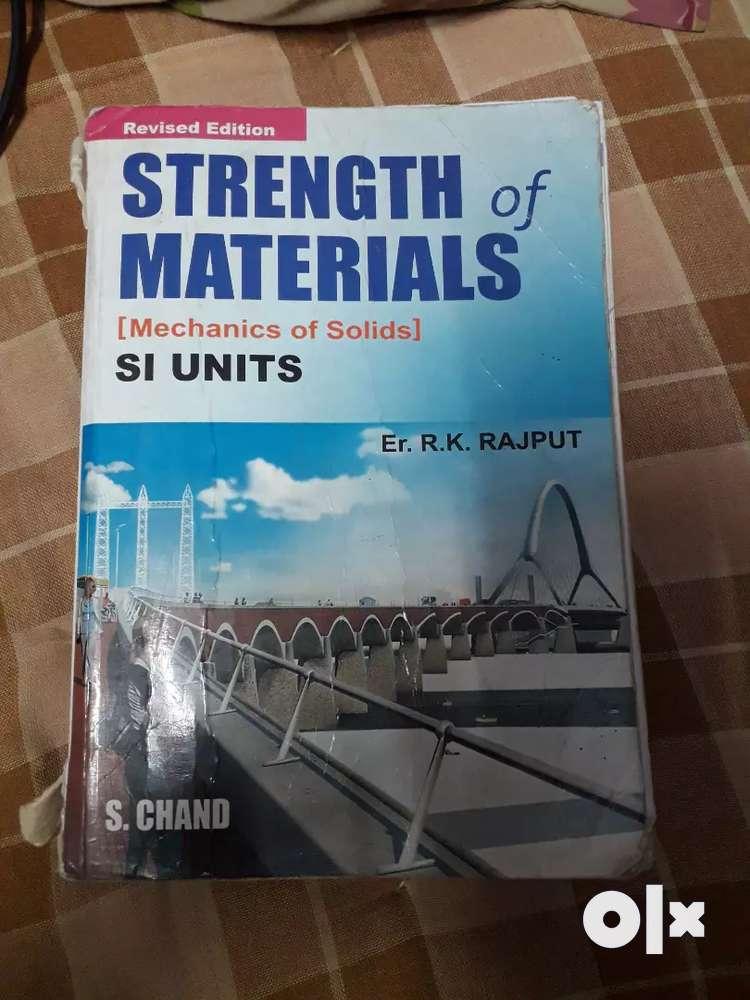 Materials strength by of ramamrutham book
