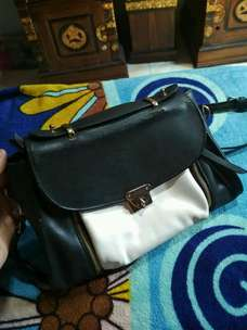Gosh tas black bag