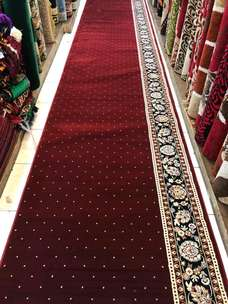 karpet sajadah golden mosque  tebal 14 mm