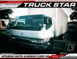 0d5cf97fa19a89 sponsored Canter Aluminum Closed Van Mitsubishi 4D35 Engine Truck For Sale