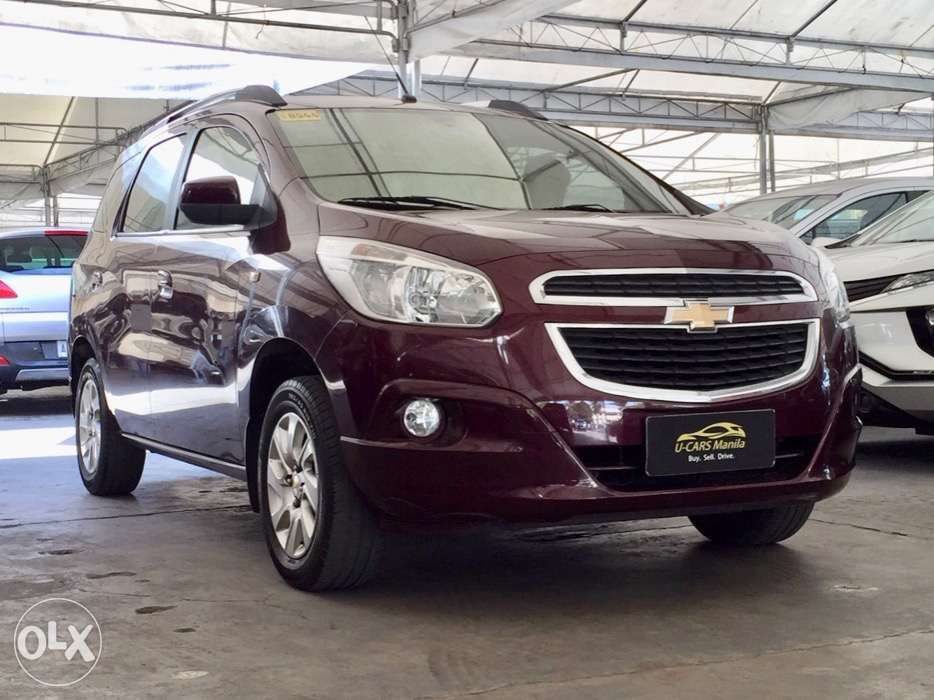 2015 Chevrolet Spin 15 Automatic Gas Jun Nannichi In Makati
